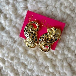 New Lilly pullitzer earrings